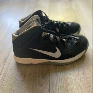 Nike Hyperquickness Bball Sneakers-SZ 7 Youth